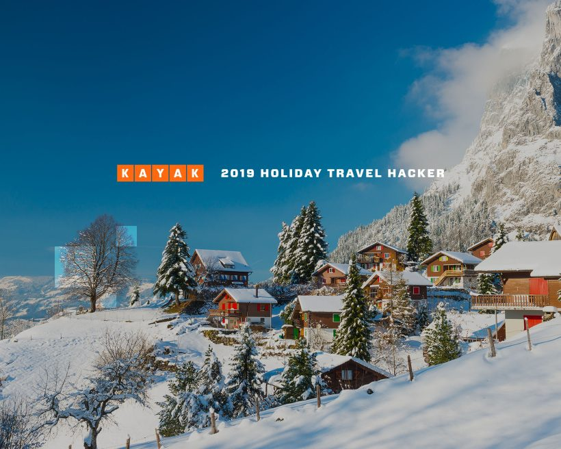 2019 Holiday Travel Hacker Guide