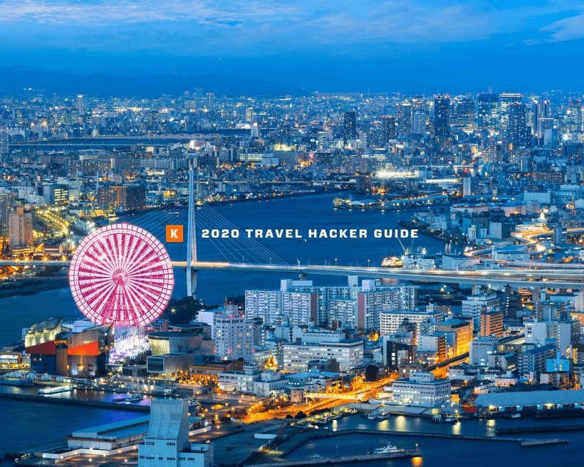 2020 Travel Hacker Guide: The year's top destinations