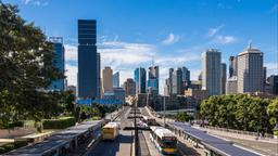Brisbane hotels near Naldham House