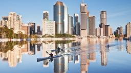 Find cheap flights from Toronto Kitchener-Waterloo to Brisbane