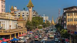 Find cheap flights from Alberta to Yangon