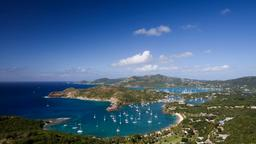 Find cheap flights from Montreal Trudeau Airport to Antigua And Barbuda