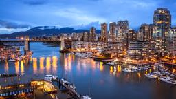 Find cheap flights from Tirana to Vancouver