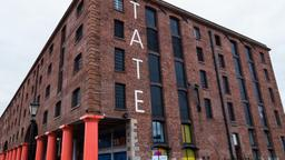 Liverpool hotels near Tate Liverpool