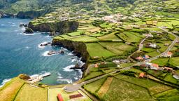 Find cheap flights from Toronto Pearson Airport to Ponta Delgada (Açores)