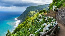 Find cheap flights from Vancouver Airport to Ponta Delgada (Açores)