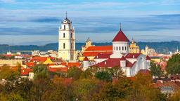 Find cheap flights from Quebec to Lithuania