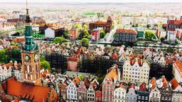 Find cheap flights from Ontario to Gdansk