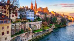Find cheap flights from Vancouver Airport to Basel