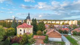 Find cheap flights from Penticton to Hungary