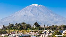 Find cheap flights to Arequipa