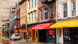 Find cheap flights from Montreal Pierre Elliott Trudeau Intl to Lexington