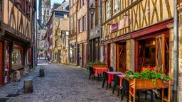 Find cheap flights from Toronto Pearson Airport to Rouen