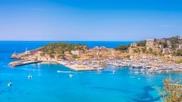 Find cheap flights from Toronto to Mallorca