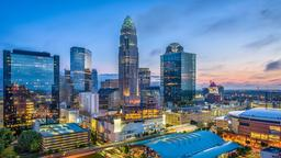 Find cheap flights from British Columbia to North Carolina