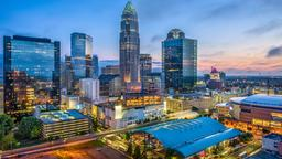 Find cheap flights from Edmonton to North Carolina