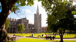 Dublin hotels near St. Patrick's Cathedral