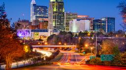 Hotels near An American in Paris - North Carolina Symphony Classical Series