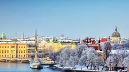 flyg stockholm vancouver direkt