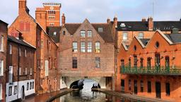 Find cheap flights from Moncton to Birmingham