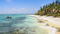 Find cheap flights from Montreal Trudeau Airport to San Andrés