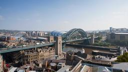 Find cheap flights from Vancouver Intl to Newcastle upon Tyne