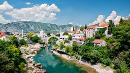 Find cheap flights from Toronto to Mostar