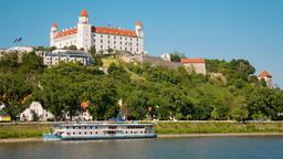 Find cheap flights from Toronto Pearson Airport to Bratislava