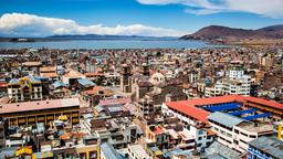 Find cheap flights from Toronto Pearson Airport to Peru