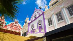 Find cheap flights from Ontario to Oranjestad