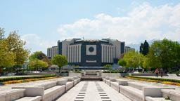 Sofia hotels near National Palace of Culture