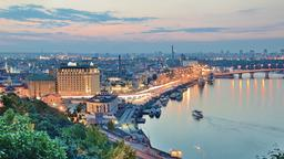Find cheap flights from Vancouver Airport to Kyiv