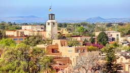 Find cheap flights from Quebec to Santa Fe