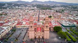 Find cheap flights from Montreal to Morelia