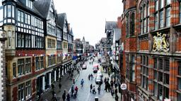 Find cheap flights to Chester