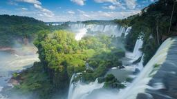 Find cheap flights from Toronto to Puerto Iguazú