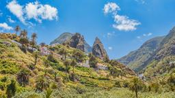Find cheap flights from Ontario to La Gomera