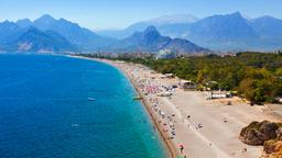 Find cheap flights from British Columbia to Antalya