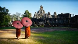Find cheap flights from Toronto to Siem Reap