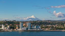 Find cheap flights from Toronto to Puerto Montt