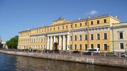 Saint Petersburg hotels in Admiralteysky District