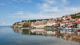 Find cheap flights from British Columbia to Ohrid