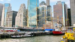 New York hotels near South Street Seaport