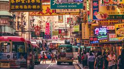 Hong Kong hotels near Chungking Mansions