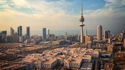 Find cheap flights from Edmonton to Kuwait City