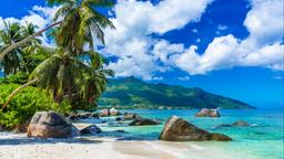 Find cheap flights from Calgary to Mahé