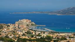 Find cheap flights from Quebec to Calvi