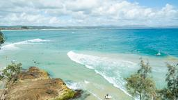 Find cheap flights to Byron Bay
