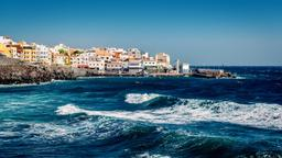 Find cheap flights from Montreal Trudeau Airport to Canary Islands