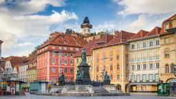 Find cheap flights from Toronto Pearson Airport to Graz